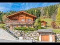 Chalet in La Clusaz with building plot - reference 80231SD74