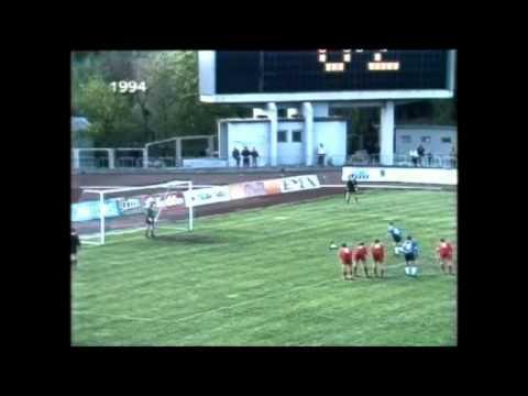Estonia 1:2 Wales 1994 (only Estonia goal)