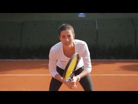 La tenista Garbiñe Muguruza conquista Wimbledon