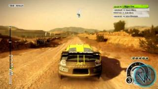 Collin McRae: Dirt 2 Gameplay (PC HD)