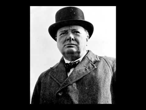 Winston Churchill: Meeting with von Ribbentrop