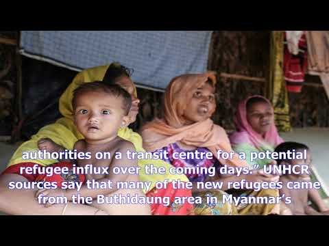 Un news - un agencies launch cholera immunization campaign for rohingya refugees in bangladesh- [Ne