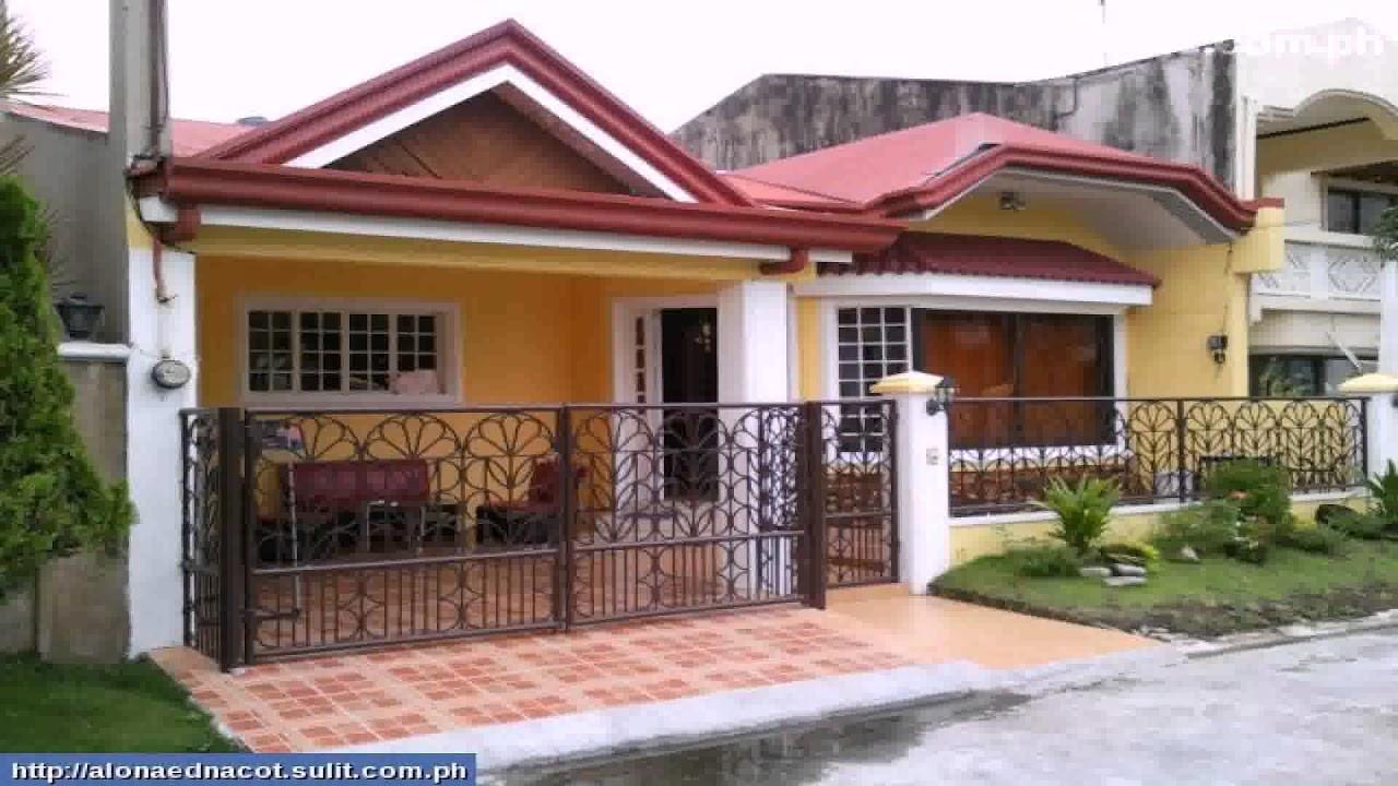 Row House Interior Design Philippines - YouTube