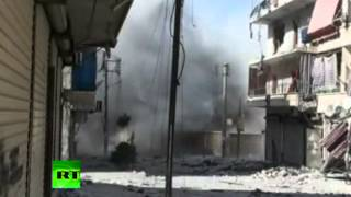 Военное кольцо США вокруг Сирии замыкается