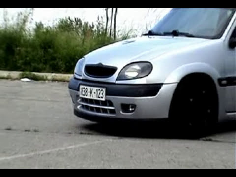 citroen saxo 1 6 16v vts by dejan vukovic dex youtube. Black Bedroom Furniture Sets. Home Design Ideas