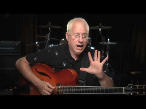 Jeff Richmond: Soloing Through Changes: Melody and Key Centers
