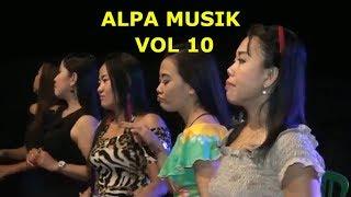 Alpa Musik vol 10 Full Album Special Lebaran Dan Ultah Ke 1 orgen lung new 2018 oksastudio