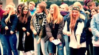 Pro Junior Freizeit 2016 Herbst - Flashmob in Fulda