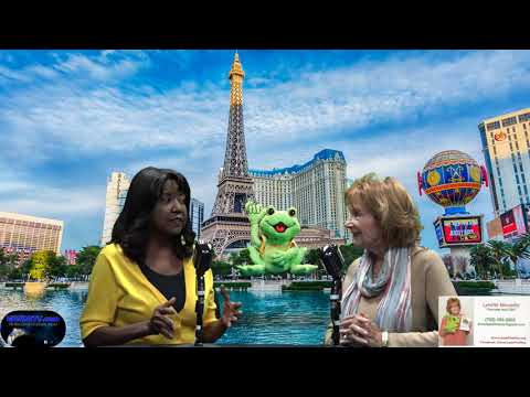 Live! Las Vegas with Rikki Cheese 11-17-18 Guests: Lynette Macauley and Kimo, Chef Michelle