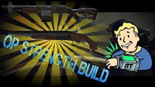 OP SHOTGUN Absorption Build!! Fallout 76