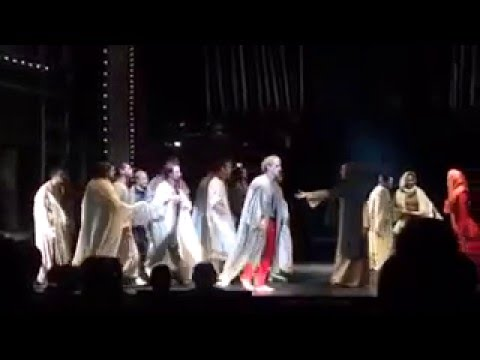 Jesus Christ Superstar 2013 Cuts (Darius Merstein, Chris Murray, Karin Seyfried)