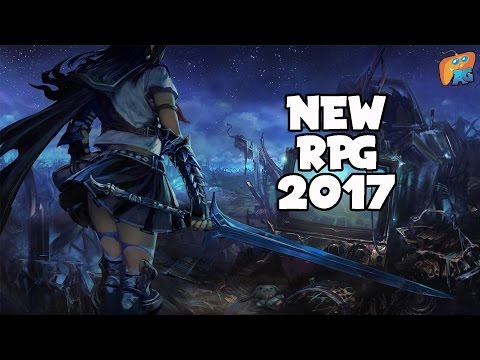 Top 10 Best RPG Games for Android/iOS  2017![AndroGaming]