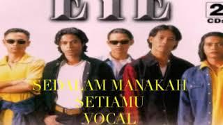 Sedalam Manakah Setiamu (Eye) Cover By Wawan OI Blora Indonesia