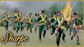 Prince Of Orange Can't Control His Soldiers | Sharpe