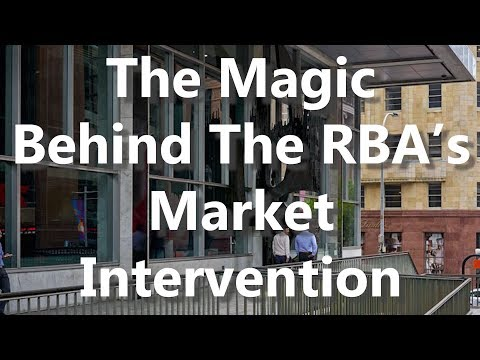 The Magic Behind The RBA's Market Intervention