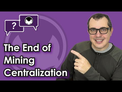 "Bitcoin Q&A: The End of Mining Centralization- From 1000x increases to hitting Moore's ""Wall""."