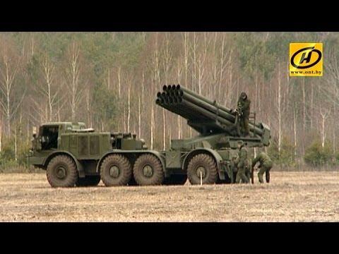 Боевые стрельбы белорусской