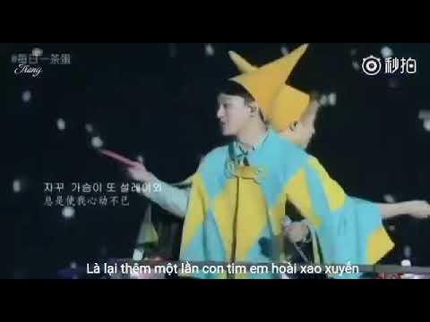 [VIETSUB] [FMV] CHEN - Kim Jong Dae Ver - EVERYTIME (Descendant Of The Sun OST) CHEN & PUNCH