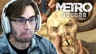 METRO EXODUS #7 - Povo Sofrido! (Gameplay em Português PT-BR)