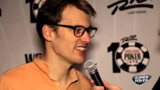 Falamos com o 3° colocado no THE BIG ONE na WSOP 2014