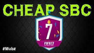 fut birthday day 7 sbc cheap under 4k fifa 17