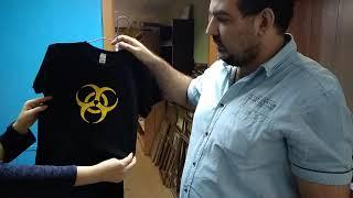 Обзор по печати на футболках Принт Бюро