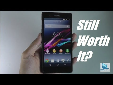 Throwback: Sony Xperia Z In 2019 - Worth It?