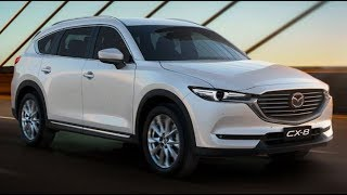 2018 Mazda CX 8 / 7 seater SUV Interior, Exterior and Drive