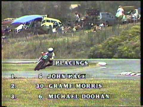 Swann Series 1986 Surfers Paradise 250cc Production race