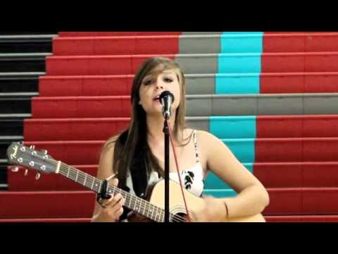 Lexi Parker sings Your Guardian Angel  the Red Jumpsuit Apparatus