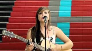 "Lexi Parker sings ""Your Guardian Angel"" by the Red Jumpsuit Apparatus"