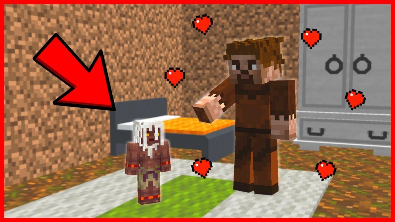 FAKİRİN YENİ BEBEĞİ OLDU! 😱 - Minecraft