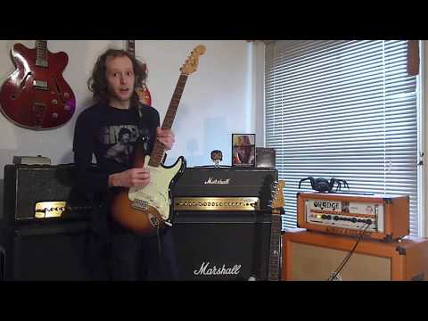 How to make the Boss DS2 and Ibanez WH10 behave themselves