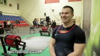 Интервью с Юрием Белкиным после выступления на ЧЕ IPL-2017.