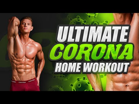 The BEST Home Workout To Gain Muscle & Get In Shape (No Equipment Needed)