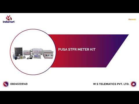 Pusa STFR Meter Kit
