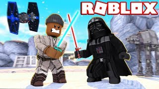 STAR WARS THE LAST JEDI IN ROBLOX