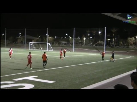 Santa Ana Winds VS Toros Neza USA Match*