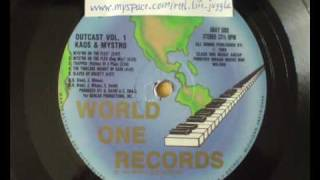 Kaos & Mystro - Mystro On The Flex (1989, World One Records)