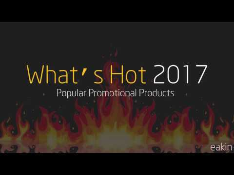 What's Hot Promotional Products