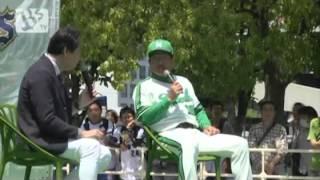 OSAKA CLASSIC 2015 山内孝徳氏 トークショー ~その2~