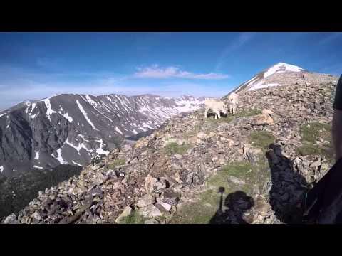 14ers and Mountain Biking - Colorado Summer 2015