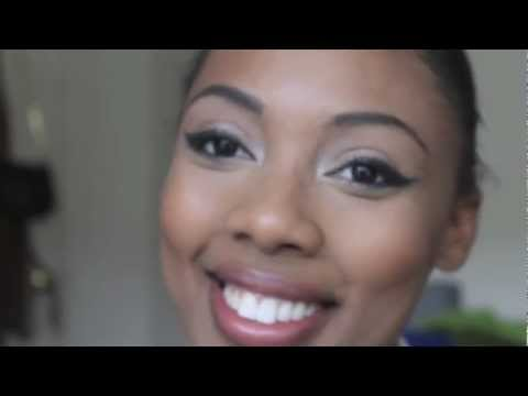 Day to Night Makeup Tutorial - College Fashion