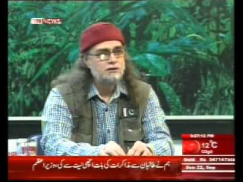 Zaid Hamid: The Debate Ep 6 -- Brutal analysis of CIA's war in Afghanistan & their proxies TTP & BLA