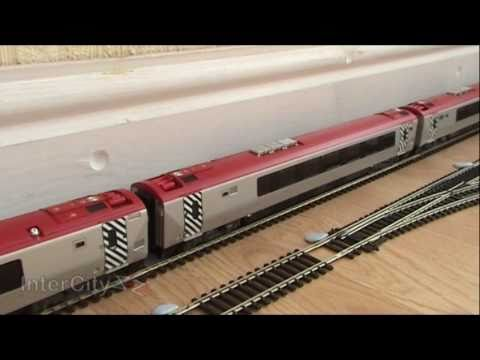 The Class 221 Virgin Super Voyager by Bachmann (Part 2)