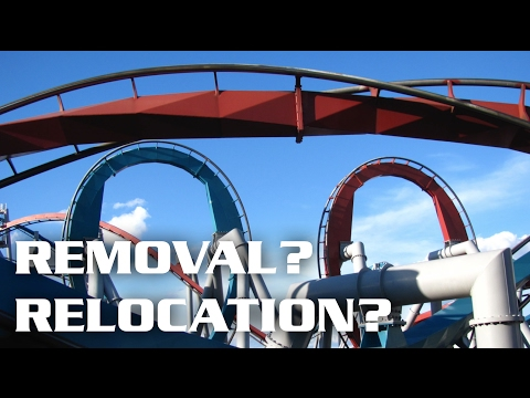 Future of Dragon Challenge at Universal Orlando? (NOW OUTDATED)