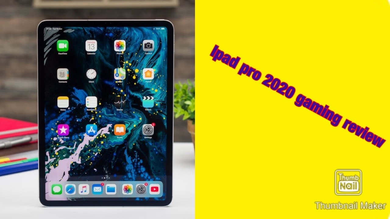 iPad Pro 2020 GAMING Review | PUBG Mobile - YouTube