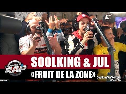 """[EXCLU] Soolking & Jul """"Fruit de la zone"""" #PlanèteRap"""