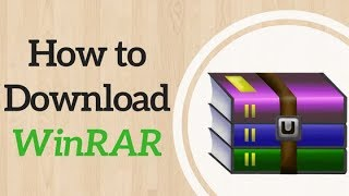 "Gambar cover How to download WINRAR (""extract here"" fix) [2018 working]"