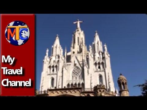 Expiatory Church of the Sacred Heart of Jesus-BARCELONA ✔